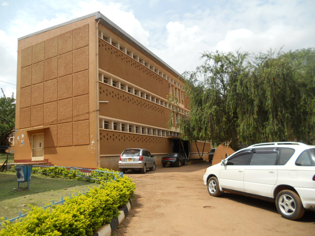 The College of Education and External Studies (CEES), Makerere University, Kampala Uganda