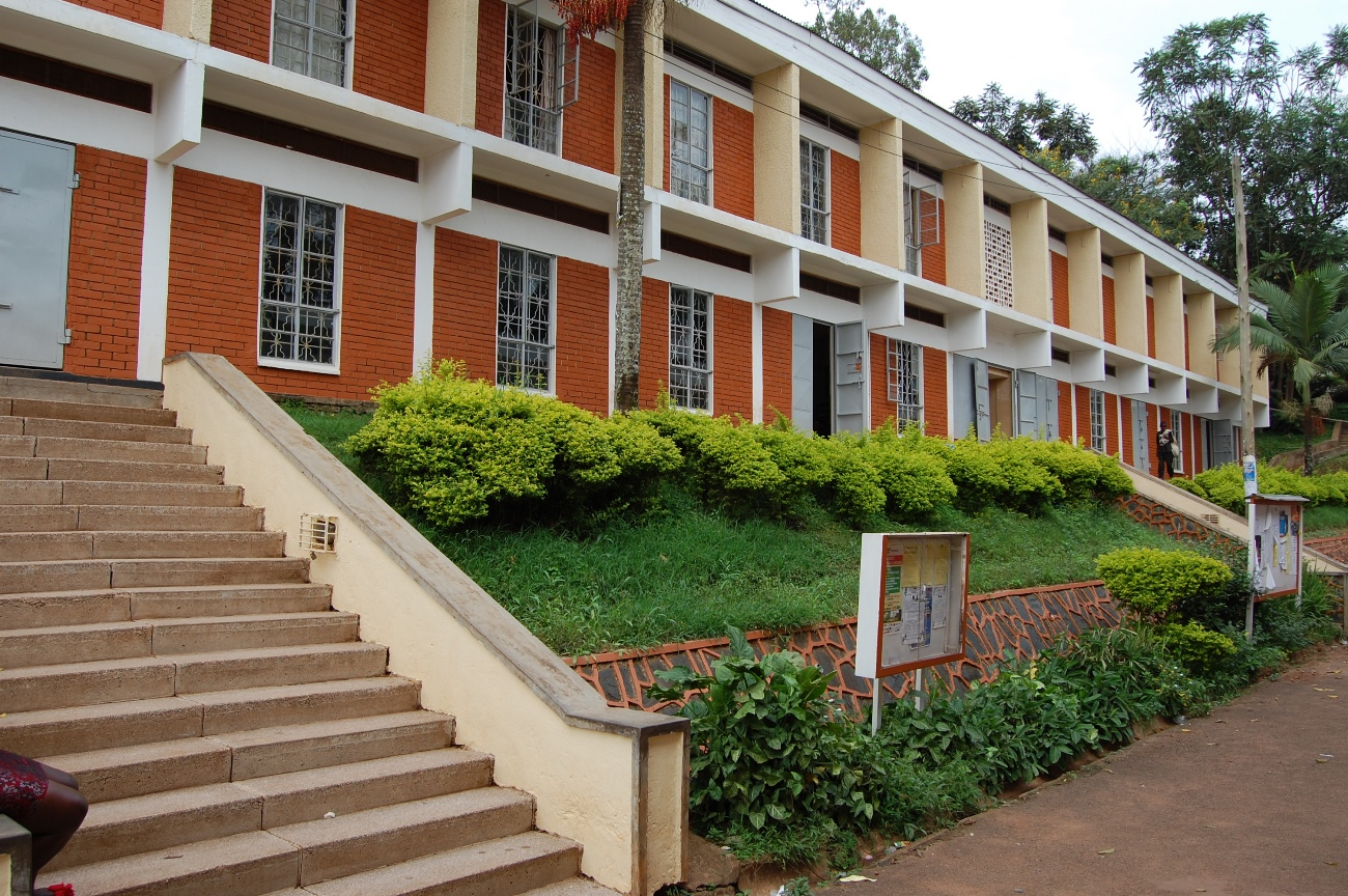 The Languages Block, School of Languages, Literature and Communication, CHUSS, Makerere University, Kampala Uganda